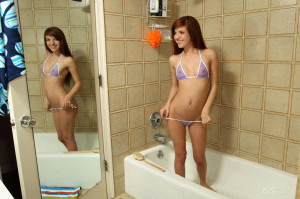 Alaura Lee in Reflections