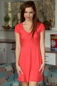 Jeanie, Maddy OReilly in Pink on Pink