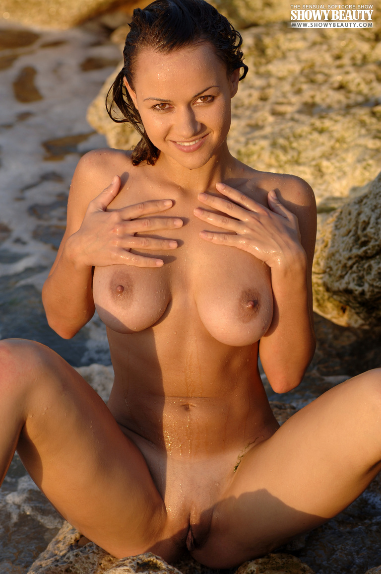 Directly. good Teen topless at sea