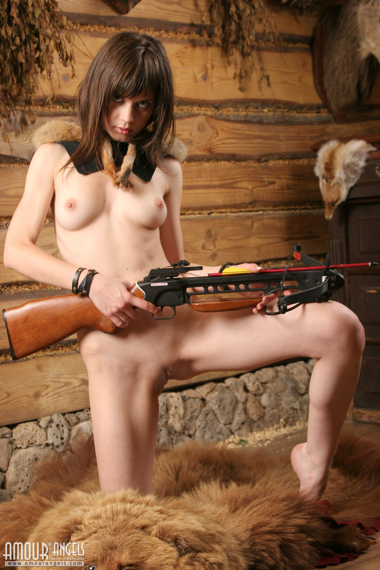 Girls hunting nude