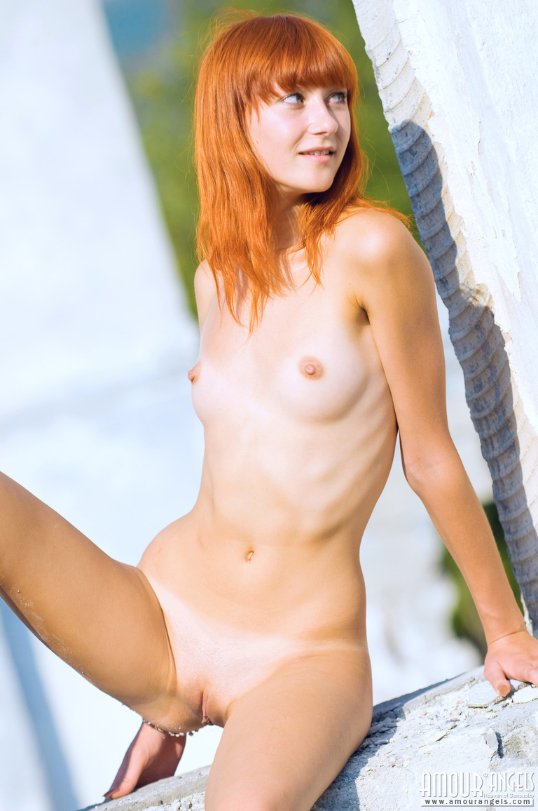 Have Very ginger girl porn consider