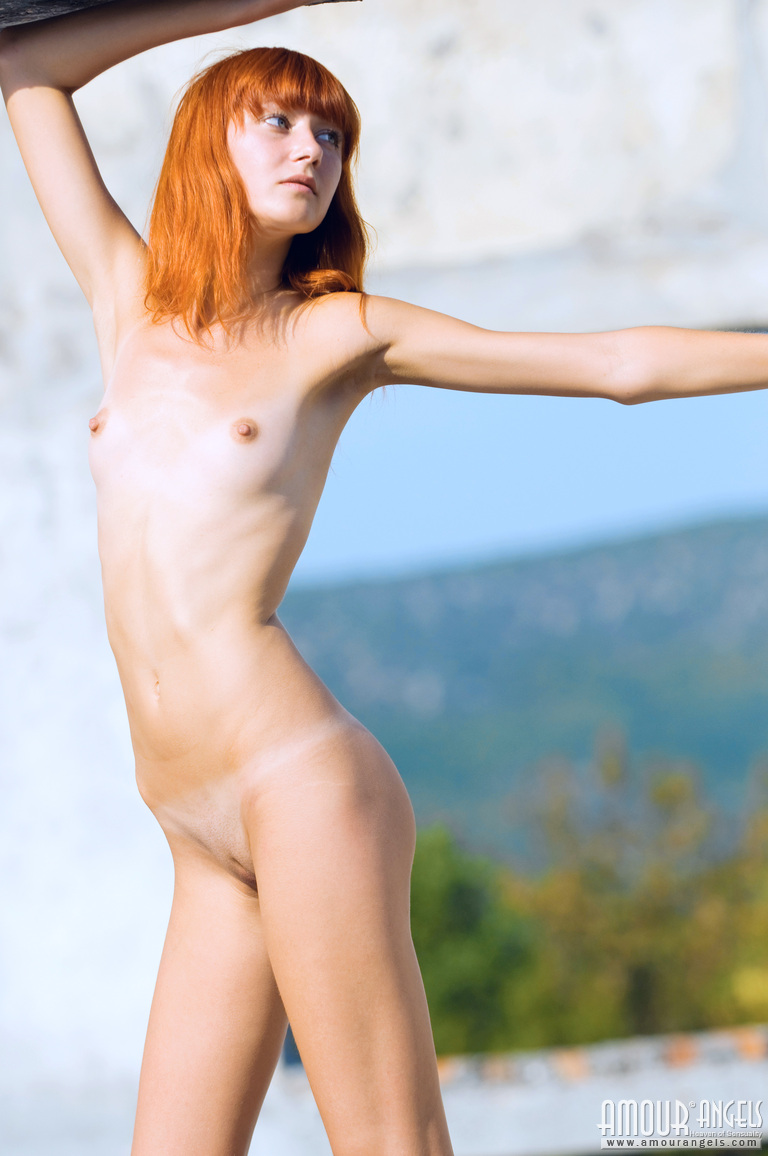Little redhead girls nude opinion you