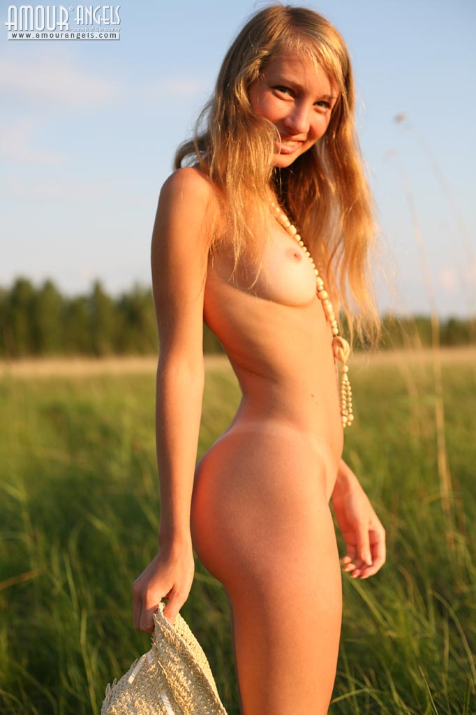 image Candice luca shows off her perfect body and rubs herself