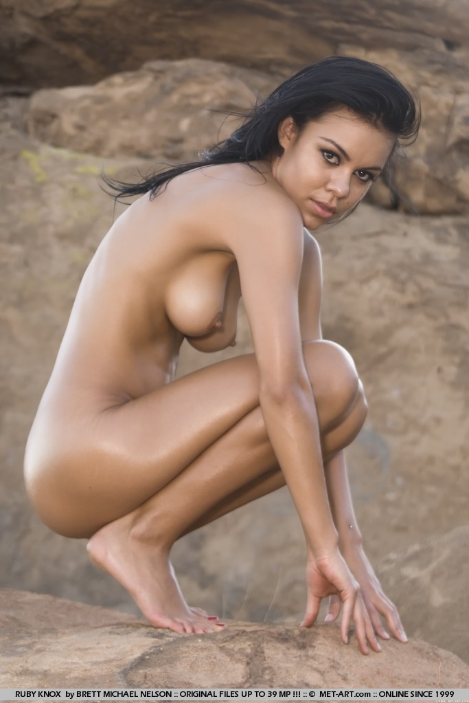 Metart Ruby Knox In Nevada By Brett Michael Nelson-6404